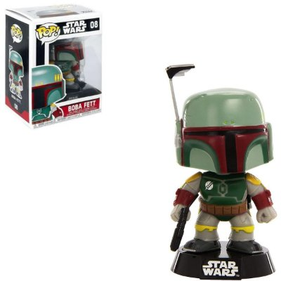 Funko Pop Star Wars 08 Boba Fett
