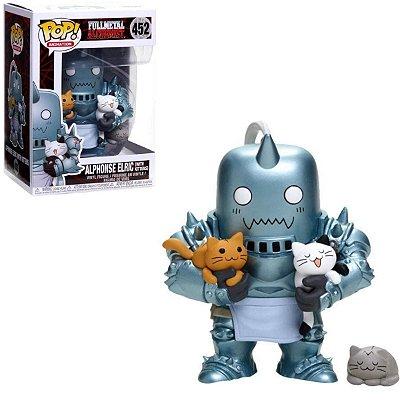 Funko Pop Fullmetal Alchemist 452 Alphonse Elric w/ Kittens