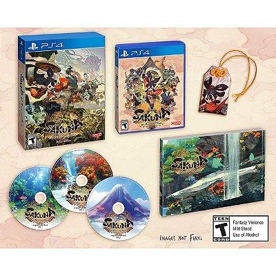 Sakuna of Rice and Ruin Divine Edition - PS4