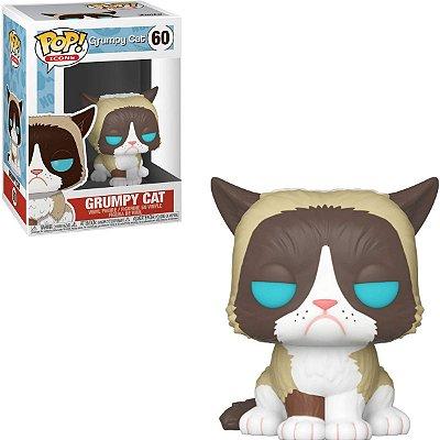 Funko Pop Grumpy Cat 60 Gata Rabugenta