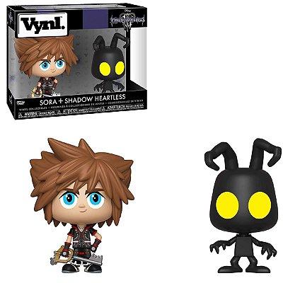 Funko Vynl Kingdom Hearts 3 Sora & Shadow Heartless 2-pack
