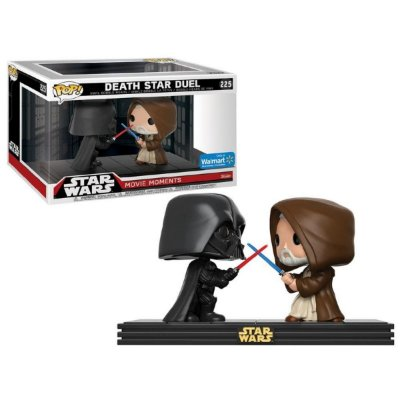 Funko Pop Star Wars 225 Death Star Duel Darth Vader & Obi-Wan Kenobi