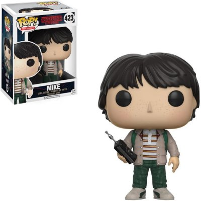 Funko Pop Stranger Things 423 Mike w/ Walkie Talkie