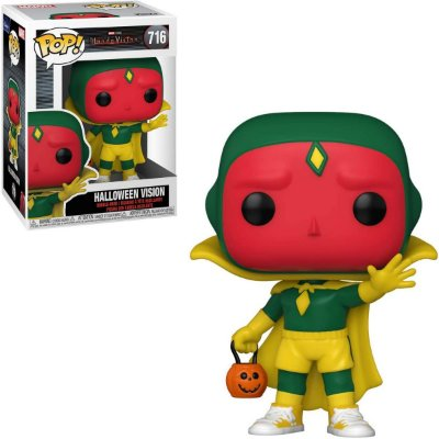 Funko Pop Marvel WandaVision 716 Halloween Vision