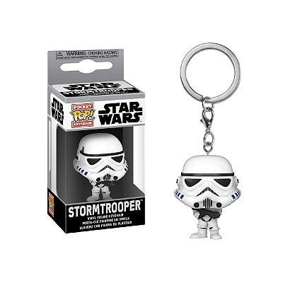 Chaveiro Funko Pocket Star Wars Stormtrooper