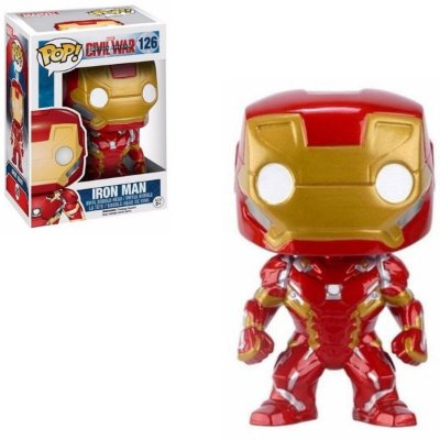 Funko Pop Marvel 126 Iron Man