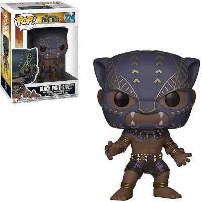 Funko Pop Black Panther 274 Pantera Negra