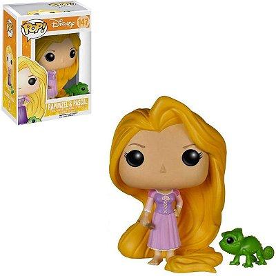 Funko Pop Disney Enrolados 147 Rapunzel e Pascal