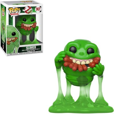 Funko Pop Ghostbusters 2 747 Slimer with Hot Dogs