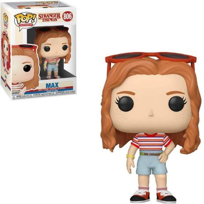 Funko Pop Stranger Things 806 Max Outfit
