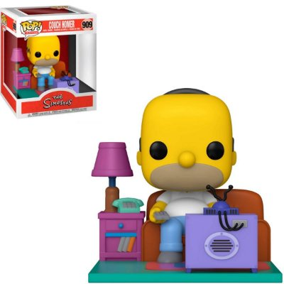 Funko Pop The Simpsons 909 Couch Homer no Sofá