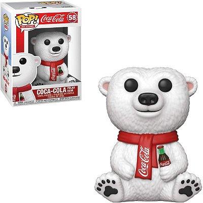Funko Pop Coca-Cola 58 Polar Bear