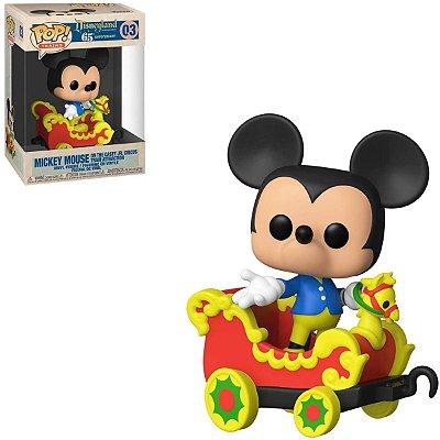 Funko Pop Disney 65th 03 Mickey Mouse Casey Jr Circus Train