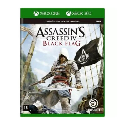 Assassin's Creed IV Black Flag - Xbox One / Xbox 360