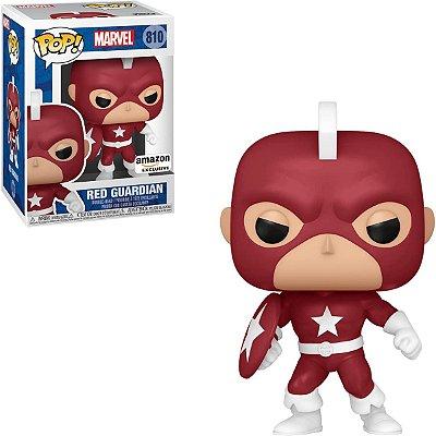 Funko Pop Marvel 810 Red Guardian - Guardião Vermelho