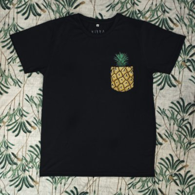 Camiseta Mini Pineapple
