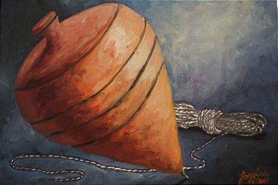 DUPLICADO - Pinturas em Telas a Óleo