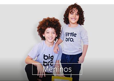 2 MINI BANNER - MENINOS