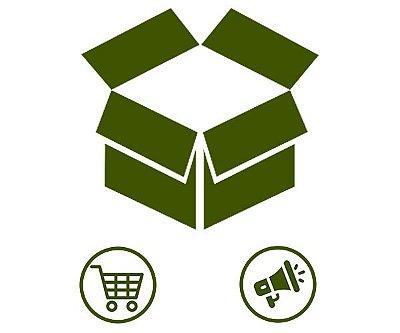 Pacote | Loja Virtual + Vitrine de Promoções