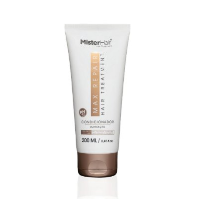 Condicionador Max Repair - Mister Hair - 200ml