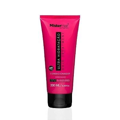 Condicionador Ultra Hidratação - Mister Hair - 200ml
