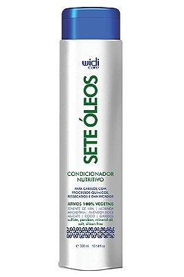 CONDICIONADOR NUTRITIVO SETE ÓLEOS • 300ml •