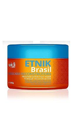 MÁSCARA RECONSTRUTORA ETNIK BRASIL • 300g •