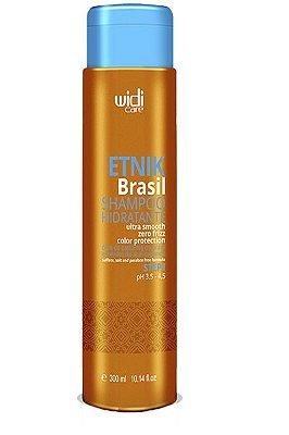 SHAMPOO HIDRATANTE ETNIK BRASIL • 300ml •