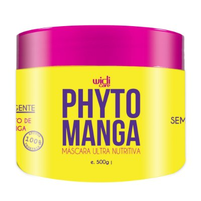 MÁSCARA ULTRA NUTRITIVA CC CREAM PHYTOMANGA • 500g •