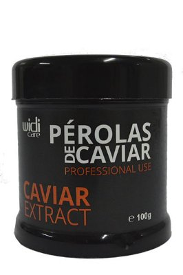 CAVIAR EXTRACT PÉROLAS DE CAVIAR • 100g • DOSE ÚNICA •