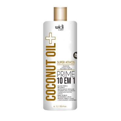 PRIME 10 EM 1 COCONUT OIL + • 980 ml •