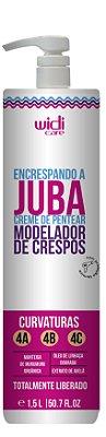 ENCRESPANDO A JUBA CREME DE PENTEAR • 1,5l •
