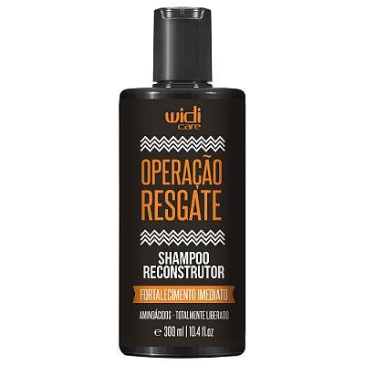 OPERAÇÃO RESGATE SHAMPOO RECONSTRUTOR - 300ml