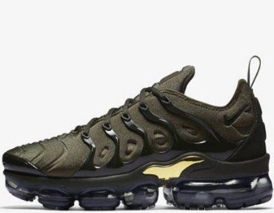 TÊNIS NIKE AIR VAPORMAX PLUS - VERDE