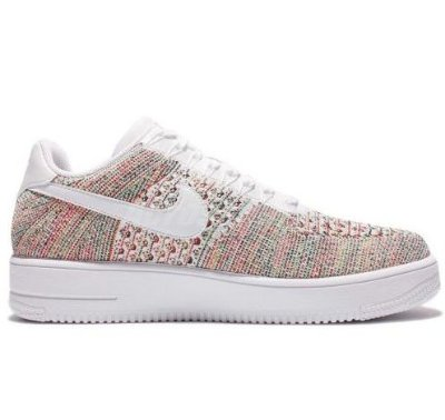 TÊNIS NIKE AIR FORCE 1 FLYKNIT LOW COLORIDO