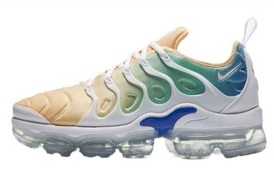 TÊNIS NIKE AIR VAPORMAX PLUS - LIGHT MENTA