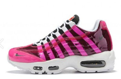TÊNIS NIKE AIR MAX 95 HERON PRESTON - PINK