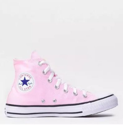 TÊNIS CONVERSE ALL STAR - ROSA
