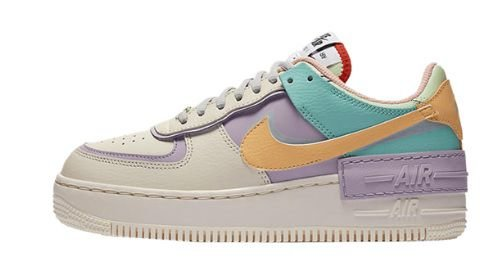 TÊNIS NIKE AIR FORCE 1 SHADOW - MULTI