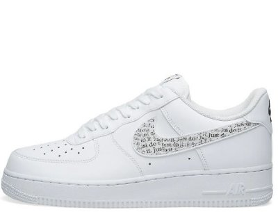 TÊNIS NIKE AIR FORCE 1 - JUST DO IT