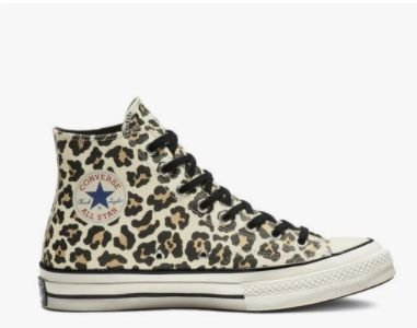 TENIS CONVERSE ALL STAR - ANIMAL PRINT