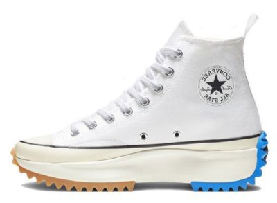 TÊNIS CONVERSE ALL STAR RUN STAR HIKE - BRANCO E AZUL