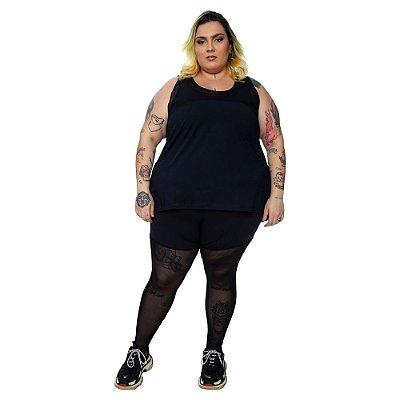 Legging Meia Calça Plus Size Hebe