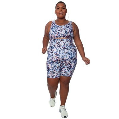 Bermuda Plus Size - Emana Plus Estampada