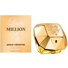 PACO RABANNE LADY MILLION EDP FEM 80ML