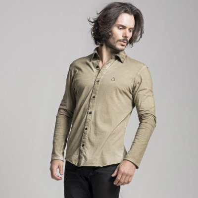 CAMISA STONE CASUAL