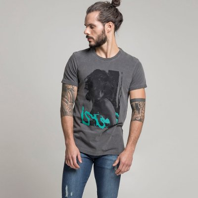 CAMISETA STONE MUSE COVERED CHUMBO
