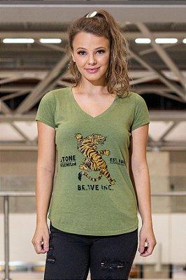 T-Shirt STONE Tiger