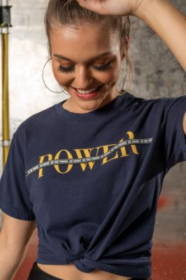 T-SHIRT STONE POWER