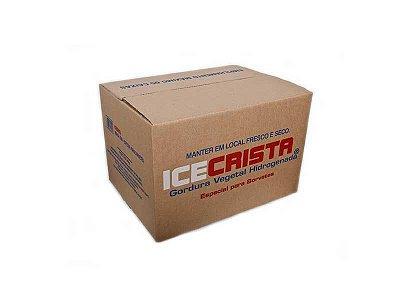 GORDURA VEGETAL ICE - CAIXA DE 24 KG